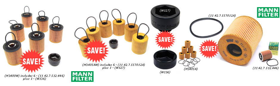 Oil Filters ON SALE!