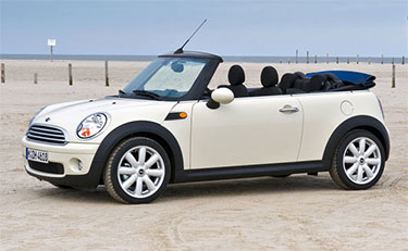Mini Cooper Convertible Parts And Accessories