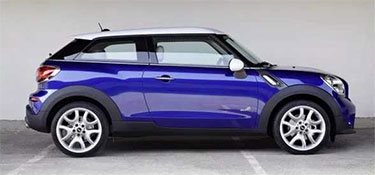 Mini Cooper Paceman Parts And Accessories