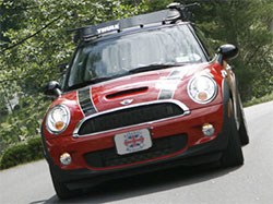 MINI Cooper S Supercharger R53