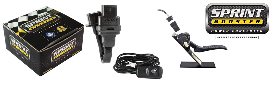 NEW! Sprint Booster Power Converter - Performance Throttle Enhancement Kits